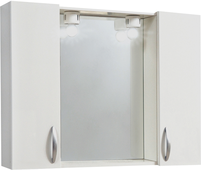 Sipafer s p a specchio a mobiletto per bagno art 960 - Mobiletto con specchio per bagno ...