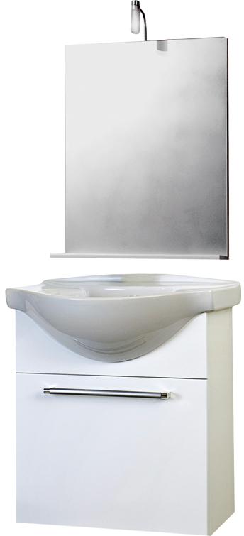 Sipafer s.p.a.   mobile per bagno art. ginevra sospeso con ...