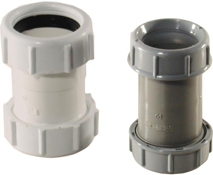 Sipafer s p a raccordo di collegamento piombo pvc con for Tipi di tubi idraulici in plastica