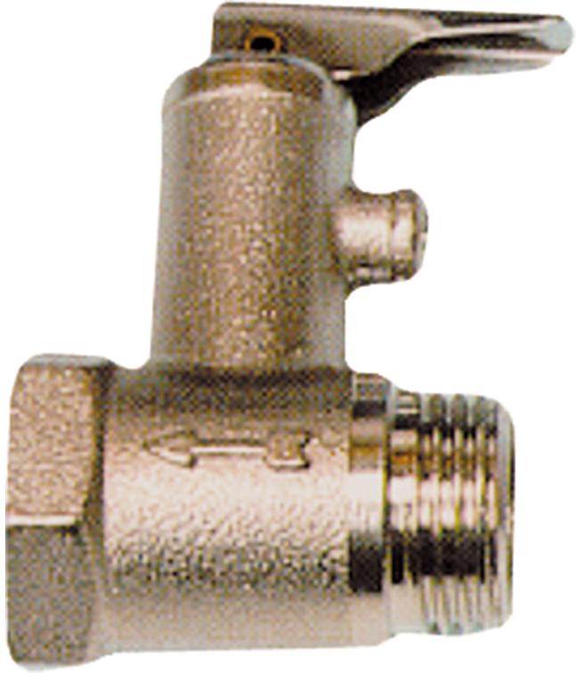 Sipafer s p a valvola di sicurezza m f con leva per scaldabagni cod 197652 - Valvola di sicurezza scaldabagno elettrico ...