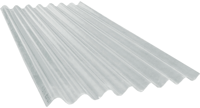 Sipafer s p a lastre onda in vetroresina trasparente for Vetroresina ondulata prezzo