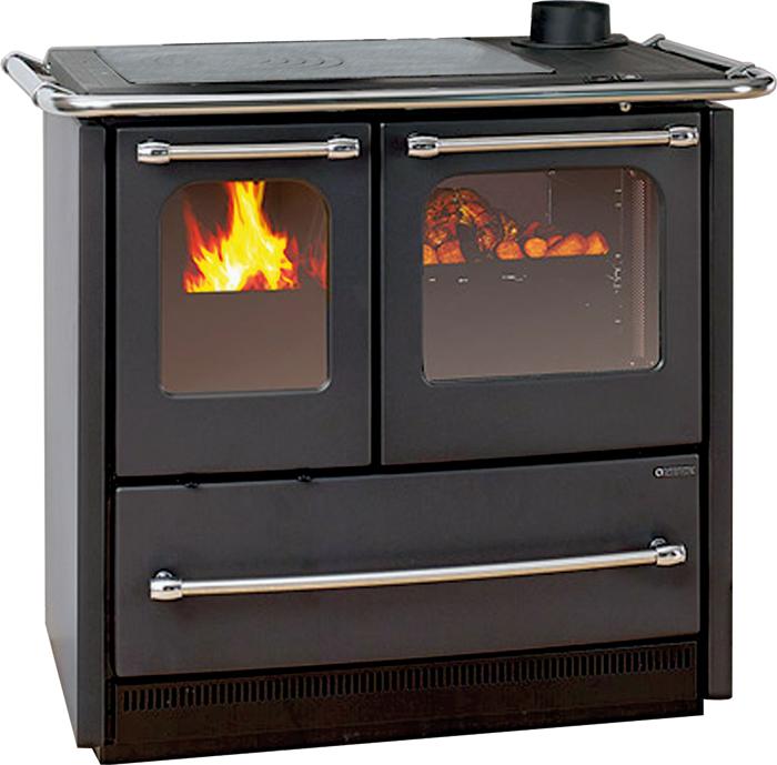 Sipafer s p a cucina a legna sovrana easy cod 5944130 - Cucina a legna nordica milly ...