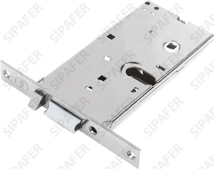 Sipafer s p a serratura elettrica da fascia larga da - Costo serratura porta ...