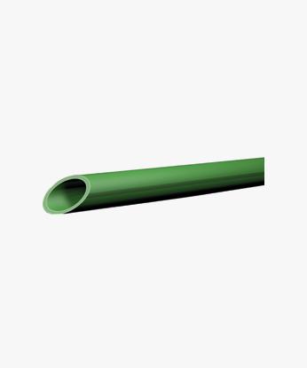 TUBO IN POLIPROPILENE AQUATHERM GREEN PIPE SDR9 MF RP P. MAX PN 20  A 30°C