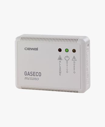 RILEVATORE FUGHE GAS DA PARETE GASECO