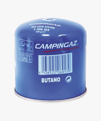 CARTUCCIA GAS UNIVERSALE C 206 GLS
