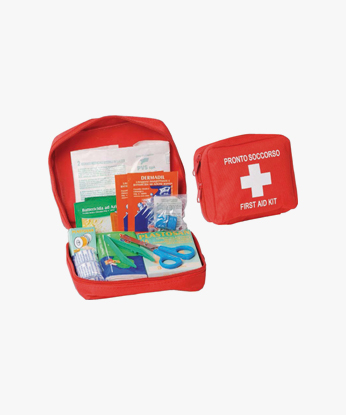 SET PRONTO SOCCORSO SOFT KIT