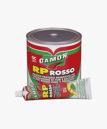 COLLANTE PASTOSO RIEMPITIVO RP ROSSO CAMON