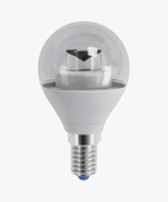 LAMPADA A LED SFERA CHIARA