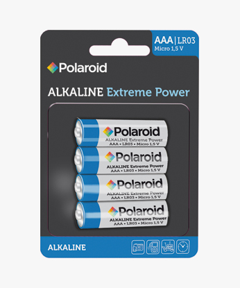 PILA MINISTILO (AAA) ALKALINE EXTREME POWER