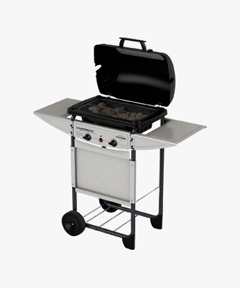 BARBECUE A GAS E A ROCCIA LAVICA EXPERT PLUS IT