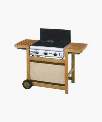 BARBECUE A GAS ADELAIDE��� 3 WOODY