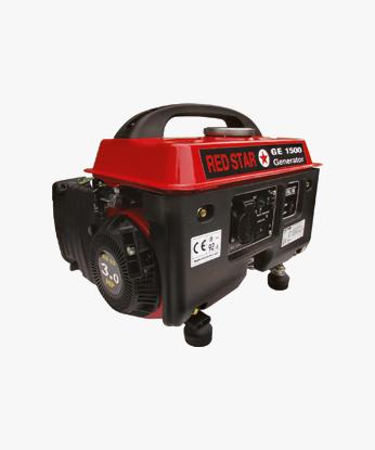 GRUPPO ELETTROGENO PORTATILE GE 1500 RED STAR