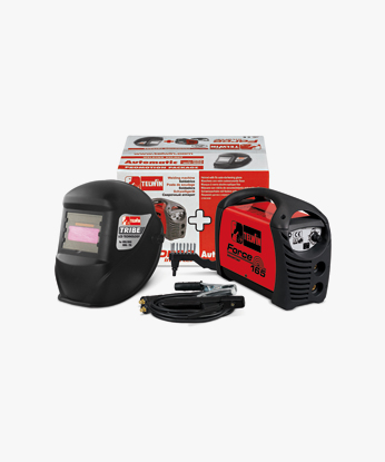 SALDATRICE AD INVERTER PORTATILE FORCE 165