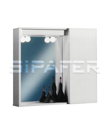 SIPAFER S.p.A. - SPECCHIO A MOBILETTO PER BAGNO ART. 353 DSR CON 1 ...