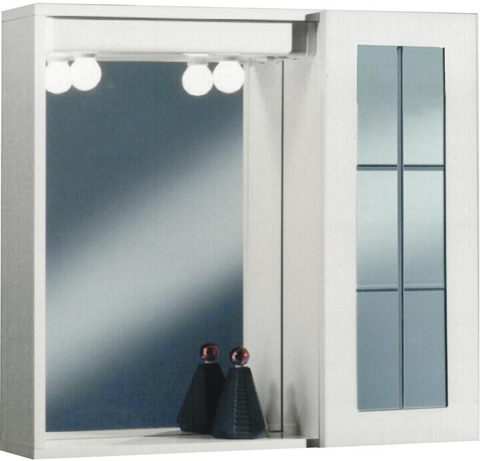 Sipafer s p a specchio a mobiletto per bagno art 353 - Mobiletto con specchio per bagno ...